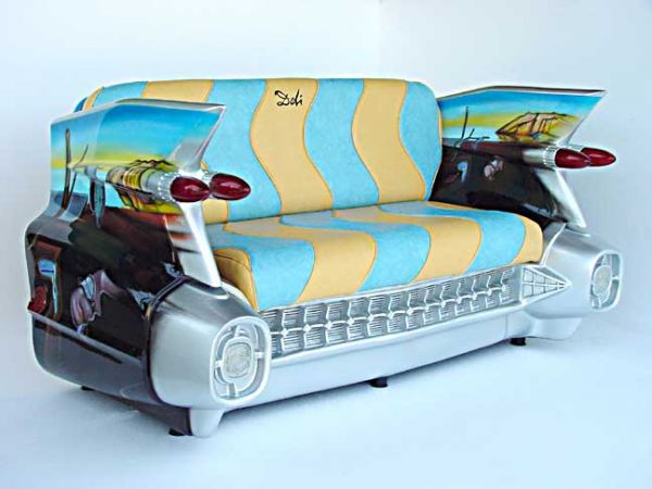 Авто-мебель: Рис.17