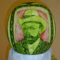 Вырезание арбузов: Рис.5