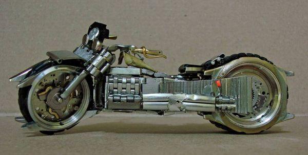 Миниатюрные мотоциклы: Рис.1