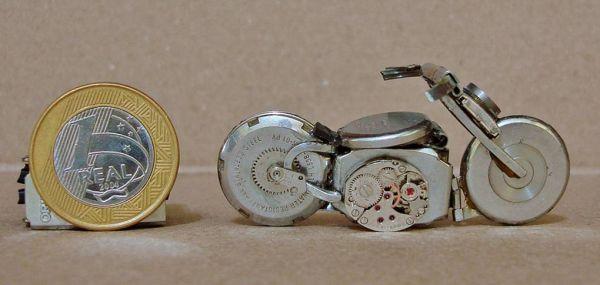 Миниатюрные мотоциклы: Рис.17