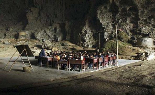 Деревня в пещере: Рис.6