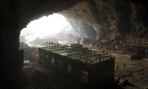 Деревня в пещере: Рис.10