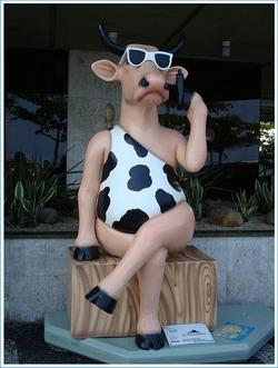 Пластиковые коровы: Рис.3