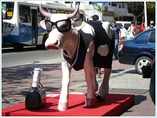 Пластиковые коровы: Рис.4