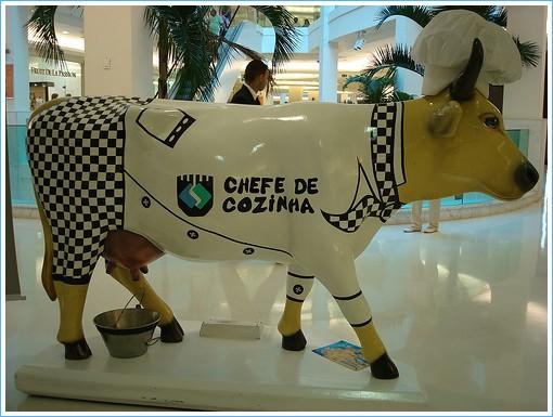 Пластиковые коровы: Рис.5