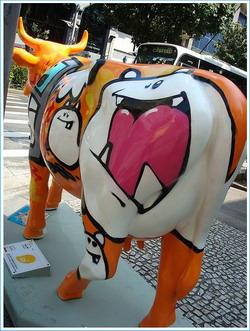 Пластиковые коровы: Рис.8