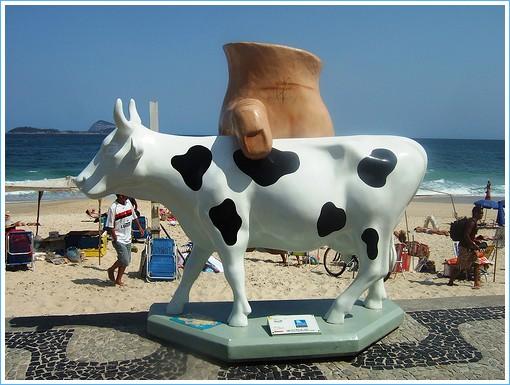 Пластиковые коровы: Рис.9