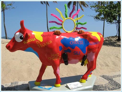 Пластиковые коровы: Рис.13