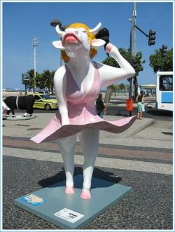 Пластиковые коровы: Рис.17