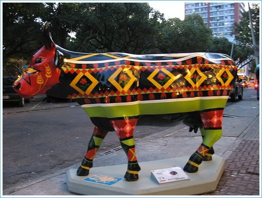Пластиковые коровы: Рис.19
