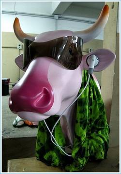Пластиковые коровы: Рис.21