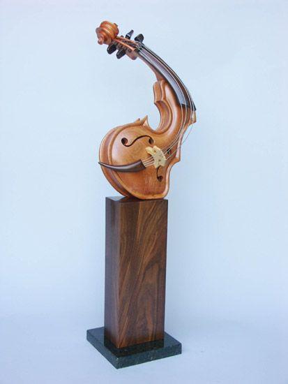 Креатив из скрипок: Рис.1