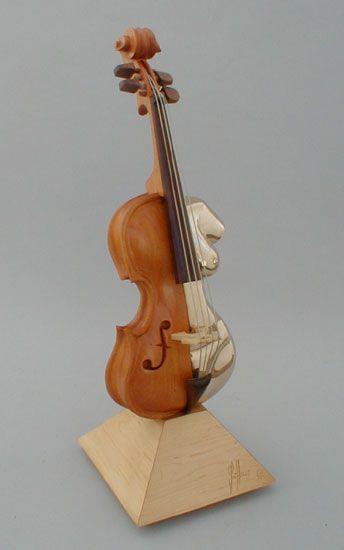 Креатив из скрипок: Рис.4