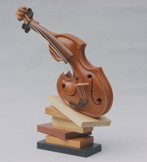 Креатив из скрипок: Рис.5