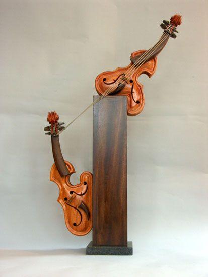 Креатив из скрипок: Рис.6