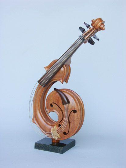 Креатив из скрипок: Рис.8