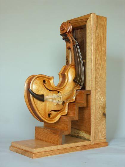 Креатив из скрипок: Рис.9