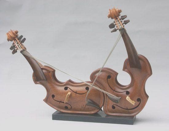 Креатив из скрипок: Рис.13