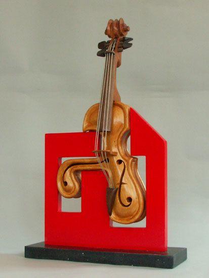Креатив из скрипок: Рис.14