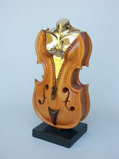Креатив из скрипок: Рис.15