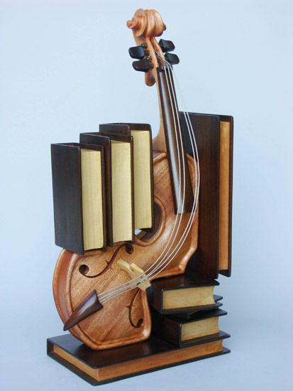 Креатив из скрипок: Рис.16