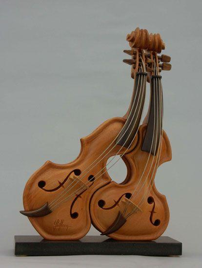 Креатив из скрипок: Рис.18