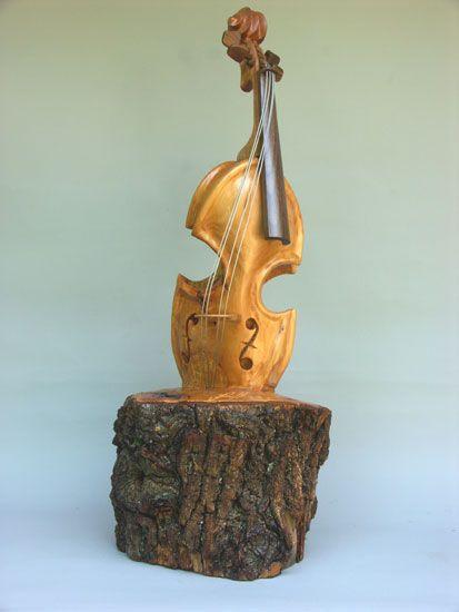 Креатив из скрипок: Рис.19