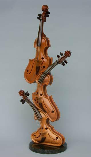 Креатив из скрипок: Рис.20