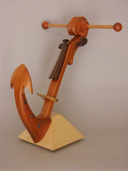 Креатив из скрипок: Рис.23