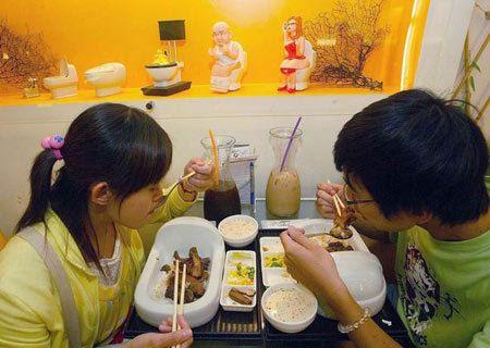 Ресторан в Тайване: Рис.6