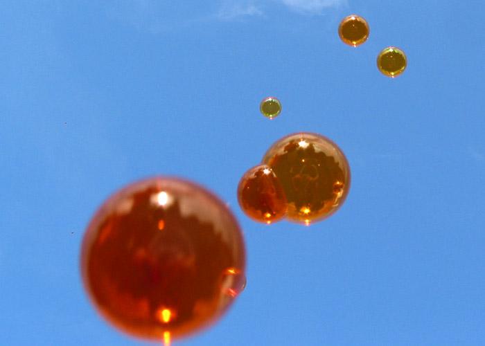 Цветные мыльные пузыри: Рис.6