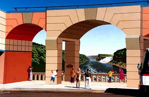 Иллюзия реальности на стенах: Рис.17