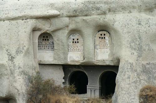 Пещерная гостиница: Рис.4