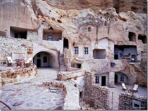 Пещерная гостиница: Рис.5