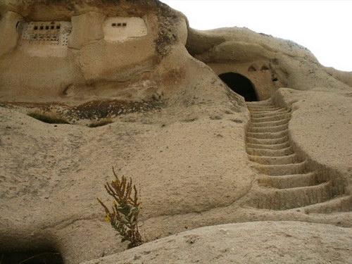 Пещерная гостиница: Рис.6