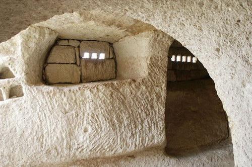 Пещерная гостиница: Рис.7