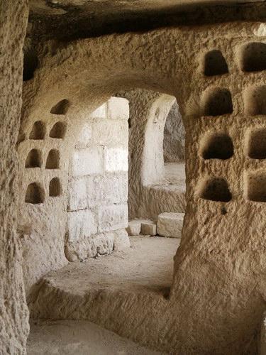 Пещерная гостиница: Рис.8