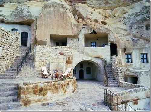 Пещерная гостиница: Рис.9