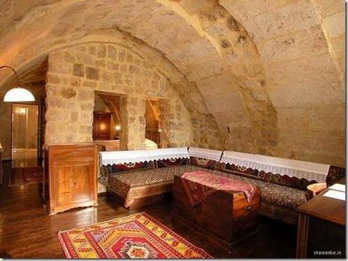 Пещерная гостиница: Рис.11