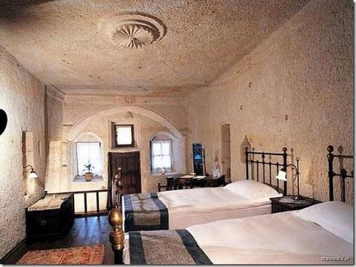 Пещерная гостиница: Рис.12