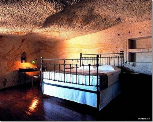 Пещерная гостиница: Рис.13