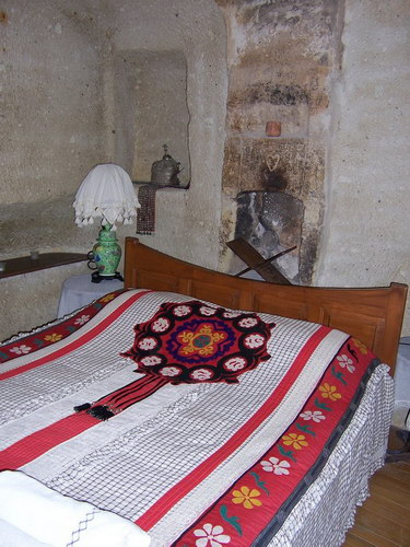 Пещерная гостиница: Рис.14