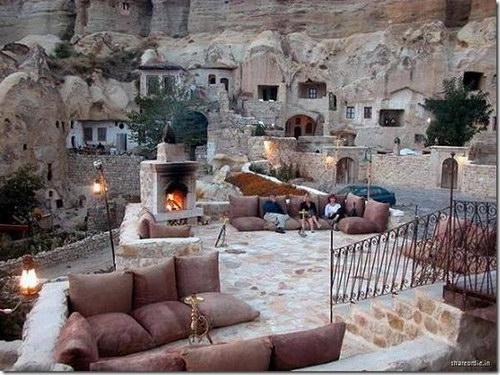 Пещерная гостиница: Рис.16