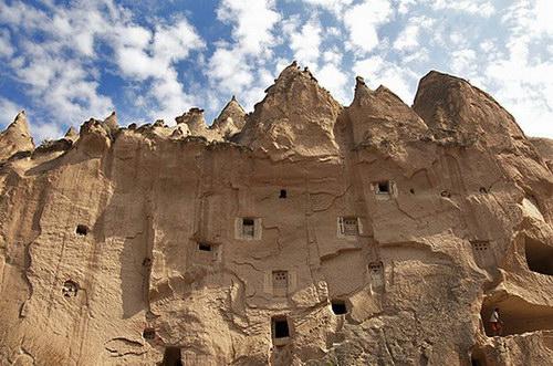 Пещерная гостиница: Рис.21