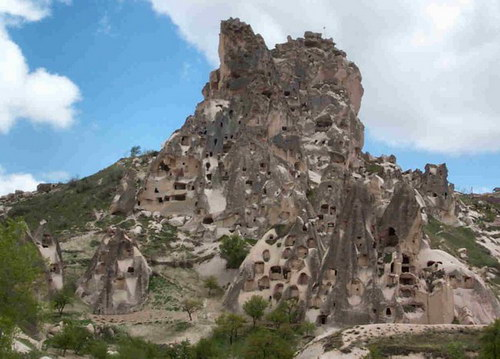 Пещерная гостиница: Рис.22