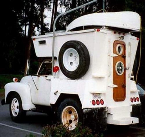 Необычные автомобили: Рис.1