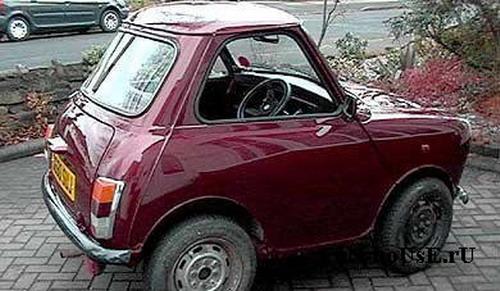 Необычные автомобили: Рис.11