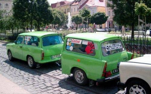 Необычные автомобили: Рис.13