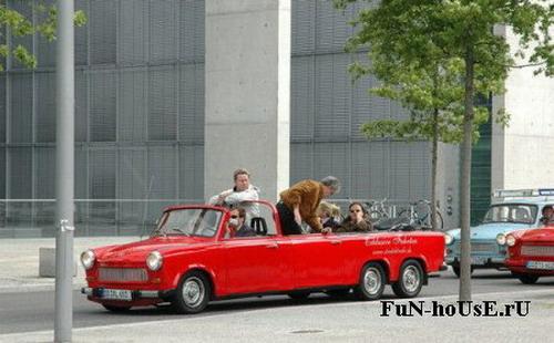 Необычные автомобили: Рис.17