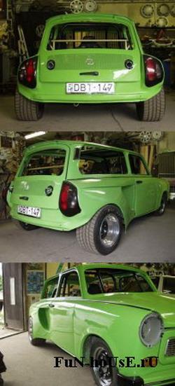 Необычные автомобили: Рис.18